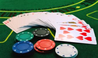 Kortspel på casinot